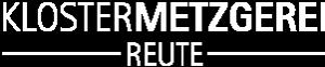 Klostermetzgerei Reute Logo